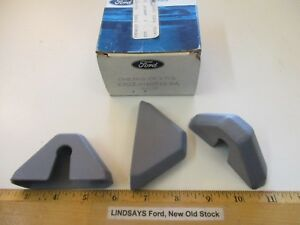 """3 PCS IN 1 FORD BOX 1983/1985 EXP """"BOOT/COVER"""" (LOWER B PILLER) FREE SHIPPING"""
