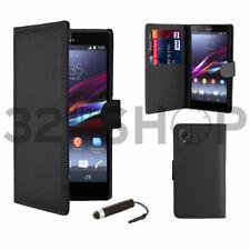 Fundas y carcasas Para Sony Xperia Z3 color principal negro para teléfonos móviles y PDAs Sony