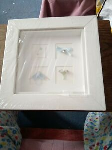 Hand Crafted Baby Boy Nursery Decoration Wall Picture