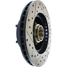 Disc Brake Rotor-Front Disc Front Left Stoptech 127.62000L