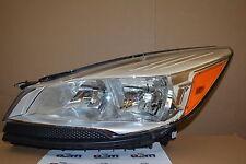 2013-2015 Ford Escape LH Driver Side Front Halogen Headlamp new OEM CJ5Z-13008-D