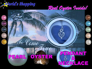 World's Shopping - Pearl Oyster Valentines Day Gift Box - UK Special Delivery!