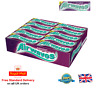 Wrigley's Airwaves Blackcurrant Flavour Chewing Gum Bubblegum Case 30 Full Box