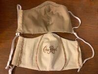 Crown Royal Bourbon Mash Protective Mask -Crown Royal Bourbon Mash Bag