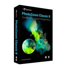 AVANQUEST PHOTOZOOM CLASSIC 8 PER MAC nuovo.