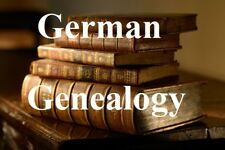 German Genealogy Parish Records Germany Family Tree 83 Books Ancestry on CD DVD