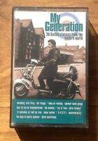 MY GENERATION - 20 SIXTIES CLASSICS -  CASSETTE TAPE. Free UK Postage