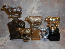 Gladys Brown Edwards DODGE Inc Hereford Bull, Steer, Milk Cow, Fat Calf Trophies