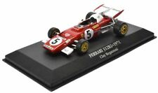 ATLAS EDITIONS JH05 - 1/43 FERRARI 312B2 FORMULA 1 1971 C. REGAZZONI MODEL