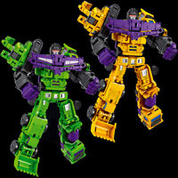 BHX mini 7inch Toy Decepticon IDW G1 Robot Action Figure Transformers Devastator