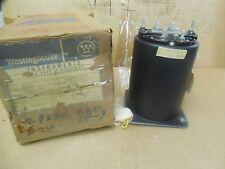 WESTINGHOUSE WATT TRANSDUCER VP-840 VP840 3 PH 3 WIRE 120V 5 AMP A 409C734A40