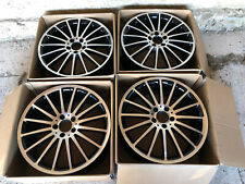 "Alloy Wheels X4 Mercedes A Class AMG 19"" Original A1764010502 8J Et 48mm"