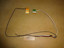 Samsung N130 NP-N130 Laptop (Netbook) WiFi Antenna & Cables. BA42-00217A