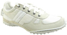 New $95  DIESEL Wave  Women's Shoes Size US 9 EU 40 White