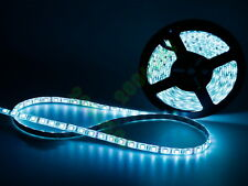 US 5M 5 Meter 5050 RGB SMD LED Waterproof Flexible Strip 300 LEDs w Remote