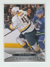 (67155) 2011-12 UPPER DECK YOUNG GUNS MATTIAS EKHOLM #480 RC