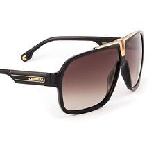 NEW Carrera 1014 Gloss Black Gold Brown Gradient (1014-807) Sunglasses