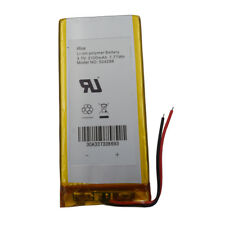 3.7V 2100 mAh rechargeable Polymer Li Battery  For GPS PDA DVD Tablet PC  524288