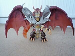 WIZARDS SHOGAKUKAN / ANIME DRAGON FIGURE WITH LIGHTS & SOUNDS / MITSUI-KIDS 2003