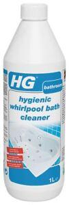 HG Hygienic Whirlpool Bath Cleaner - 1L