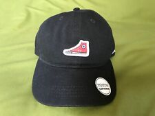Details about GREEN CONVERSE ALL STARS Perforated Baseball Sports Cap Youth's Size