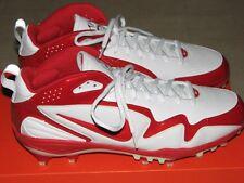 Nike Zoom Merciless TD Men's Football Cleat Red/White Sz 13.5 - NWB $95