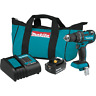 """Makita XFD061 18V Lithium-Ion Compact Brushless/Cordless 1/2"""" Driver/Drill Kit"""