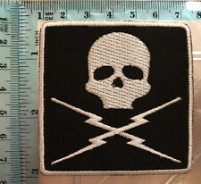DEATH PROOF - Quentin Tarantino Movie Logo embroidery Patch. n-59