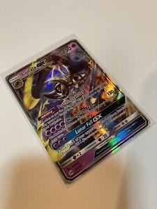 Lunala GX 66/149 Full Art Sun & Moon Ultra Rare NM
