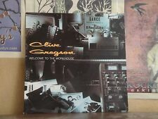 CLIVE GREGSON, WELCOME TO THE WORKHOUSE - UK LP SPD 1026