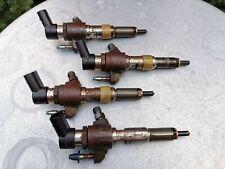 1.6 HDi 8V 114 Einspritzdüse Injektor VDO 9802448680 A2C59513556 50274V05