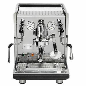 ECM Synchronika Dual Boiler Coffee Machine with Flow Controller