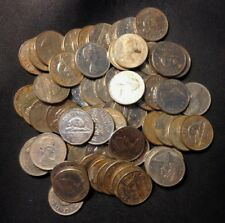 Old Canada Coin Lot - .999 Nickels (Pre-1981) Overstock - 60+ Coins - Lot #911
