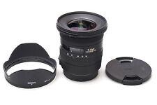 Sigma EX 10-20 mm f/3.5 HSM IF Asp DC F. Canon