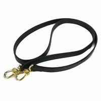 "Auth FENDI 48.6""  Leather Crossbody Shoulder Bag Strap F/S 13467bkac"