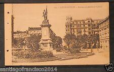 2189.-SAN SEBASTIAN -103 Estatua del Almirante Oquendo