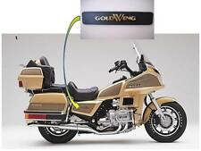 Emblem Side Cover Genuine Part honda Goldwing 1100 and 1200 Honda B2-8