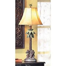 Zingz U0026 Thingz Koehler Home Decor Gift Accent Tropical Palm Tree Floor Lamp  Alabastrite