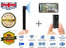 Mini Spy Camera 1080P WiFi Hidden Video Camera Wireless Covert Security Cameras