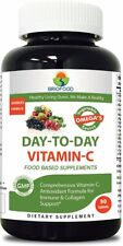Day-To-Day Vitamin C, BRIOFOOD, 90 tablet
