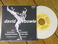 DAVID BOWIE Space oddity, life on mars EP VYNIL COULEUR 4 titres