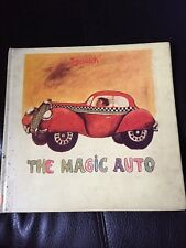 The Magic Auto By Janosch VINTAGE For Young Car Lovers