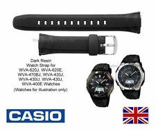 Genuine CASIO Watch Strap Band for WVA-430, WVA-470, WVA-620, WV-M120E, WVQ-400