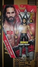 Seth Rollins WWE Superstar Series 71 Chase Figure with Slammy Award