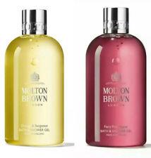 Molton Brown Orange Bergamot Body Wash 300ml  & Fiery Pink Peppercorn 300ml BW