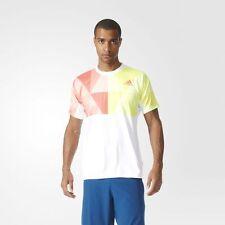 NWT Men's Adidas Pro ClimaLite Tennis Tee T shirt Crew Neck retail $50 athletic