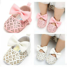 Newborn Baby Girl Crib Soft Shoes Infant Princess Party Dress Shoes Outfit Shoes
