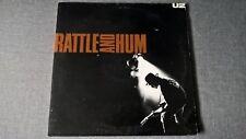 U2 - RATTLE AND HUM .     2LP.