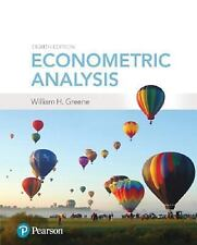 Econometric Analysis (8th Edition) by Greene, William H.