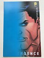 Convergence Superman 2, DC 2015, 1st Jonathan Kent, Variant